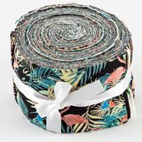 Fabric Freedom Tropica Swiss Roll 20 x 1.25