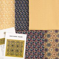 Fabric Freedom Daisy Chain Quilt Kit - Contains 5x0.5 Metres and -913920