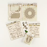 SnipArt Memories Set with Charms-917943