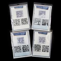 Claritystamp 3 Way Overlay A Little Bird Stamp Collection  - 12 S-918674