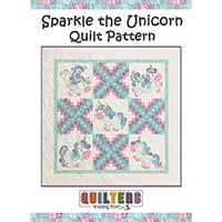 Quilter's Trading Post Sparkle the Unicorn Quilt Pattern-920484