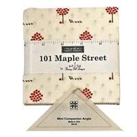 Six Penny Memories Moda 101 Maple Street Charm Pack-922496