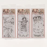 Which Craft? Pick-n-Mix Choose 3 DL Stamp Sets - Choice of 6-928320