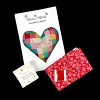 Daisy & Grace Sweetheart Cushion Kit - Moda