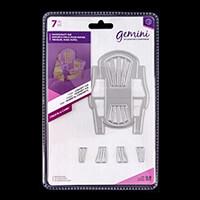 Gemini Create a Card Concept Dimensional Die - Chair-930114