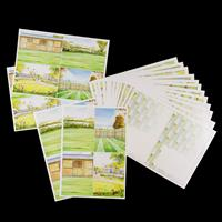 Mark Bardsley Country Show Scenery, Inserts, and Backing Paper Co-930304