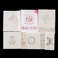 Pink Ink Designs - Colour, Cut & Create -  Cow, Flamingo, Butterf-932835