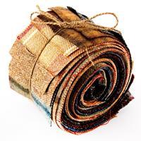 Milly-Tilly Maypole Twirl Linen 18