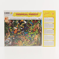 Tropical Forest 1000 piece-937968