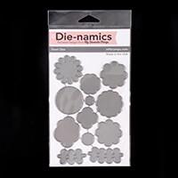 My Favourite Things Die-namics Die Set - Build-able Blooms - 12 D-941486