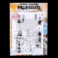 AALL & Create A4 Stamp - Edison Game-943348