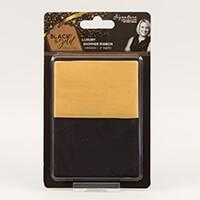 Sara Signature Black & Gold - Shimmer Ribbon 2