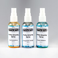 Pretty Gets Gritty 50ml Pretty Amazing Colour Changing Sprays Pic-947707