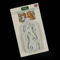 Katy Sue Seahorses Silicone Mould-950169