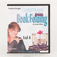 Peerless Designs Christmas Bookfolding CD ROM-955548