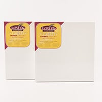 Loxley Gold Chunky Pack of 2 12 x 12