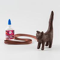 Crazy Quilling® Fringed Kitten Kit - 16x9cm-957341