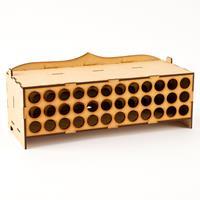 Crafty Devils MDF Storage System - Base Unit for Pens-959220