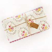 The Millshop Online Heavy Weight 100% Cotton Summer Fabric Bundle-960902