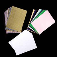 Craft Buddy A4 Embossed, Foiled & Handmade Glitter Card & Paper --964269