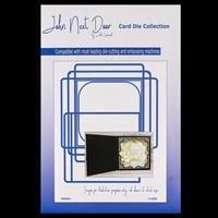 John Next Door Square Scene Box Die Set - 4 Dies-964514