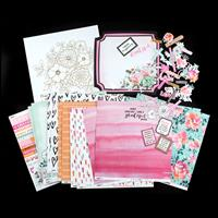 Kaisercraft Blessed Paper Collection - 12x12