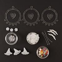 Impressions Craft 3 x Angelina Angel Ornament-966511