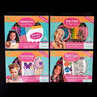 Marathon Threads 4 x Children's Craft Kits-967478