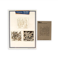 Claritystamp Three Way Overlay Townhouse Stamp Sets - 3 Stamps & -968908
