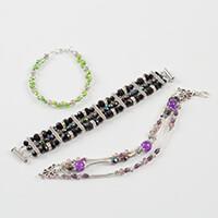 Aldridge Crafts Sparkle Bracelet Instruction Pack-970264