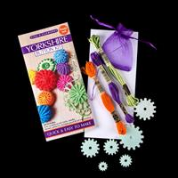 Gina-B Silkworks Yorkshire Button Kit-971888