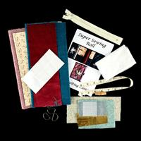 Quilting Antics 'My Super Sewing Roll' Kit-972706