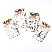 AALL & Create 4 A6 Stamp Sets - Growth, Hands that Hold, Edge, an-974715