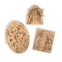 Olifantjie Forest Fairies 3 x MDF Kits-975602
