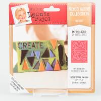 Leonie Pujol Mixed Media Die - Mosaic-976583