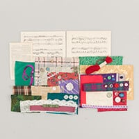 Simply Vintage Festive Craft Inspiration Pack-977275
