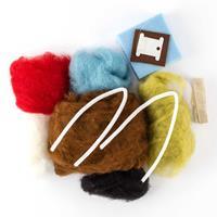 Felt and Dandy Dancing Materials Kit-977456