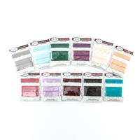 Creative Expressions 11 x Satin Ribbon Sets - Assorted Colours - -977839