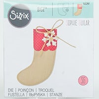 Sizzix® Bigz Die - Christmas Stocking by Sophie Guilar-979086