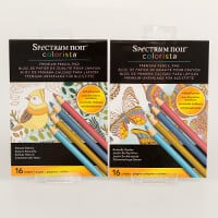 Spectrum Noir Colorista 5x7 Pencil Pad Duo - Natural Beauty & But-979300