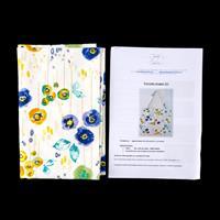 Design & Sew Everyday Tote Shopper Bag Kit 40cm x 38cm - 100% Cot-985250