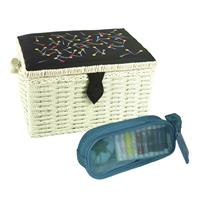 Sewing Online Medium Sewing Box with Sewing Kit -  Pins & Needles-990765