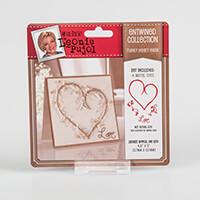 Leonie Pujol Die - Funky Heart Base-993750