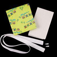 Aly's Stitchy Fingers Secret Shopper Bag - Fabric, Zips, Interfac-994456