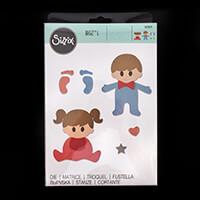 Sizzix® Bigz™ L Die - Baby-995416