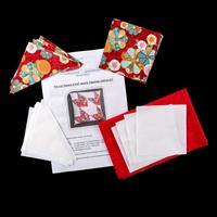 Design & Sew Square & Half Square Pre-Cut Cushion Complete Kit-996806