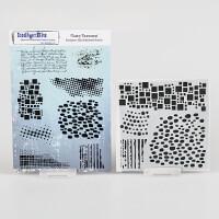IndigoBlu Tasty Textures Stamp & Stencil Kit-998098