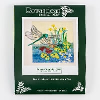 Rowandean Embroidery Emperor Dragonfly Kit-998728
