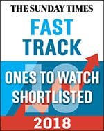 Feefo fast track 100 ones to watch