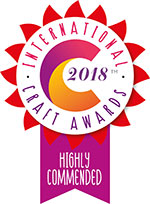 Hochanda nominated for four awards in the International Craft Awards 2018.